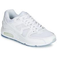 Zapatos Hombre Zapatillas bajas Nike AIR MAX COMMAND Blanco
