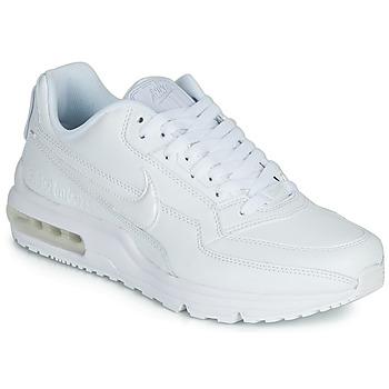 Zapatos Hombre Zapatillas bajas Nike AIR MAX LTD 3 Blanco