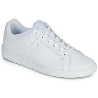 Zapatos Hombre Zapatillas bajas Nike COURT ROYALE Blanco