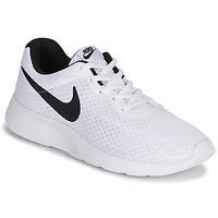 Zapatos Hombre Zapatillas bajas Nike TANJUN Blanco / Negro