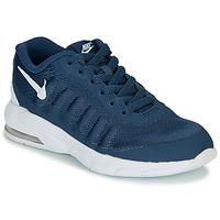 Zapatos Niños Zapatillas bajas Nike AIR MAX INVIGOR PRE-SCHOOL Azul