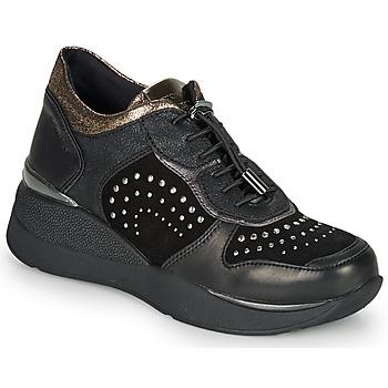 Zapatos Mujer Zapatillas bajas Stonefly ELETTRA 6 Negro