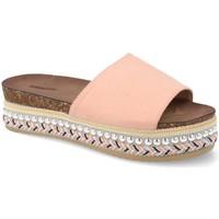 Zapatos Mujer Sandalias Buonarotti 1AD-19127 Rosa
