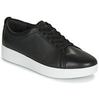 Zapatos Mujer Zapatillas bajas FitFlop RALLY Negro