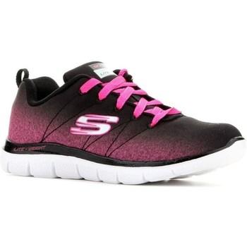 Zapatos Niño Zapatillas bajas Skechers Skech Appeal 20 Negros,Rosa