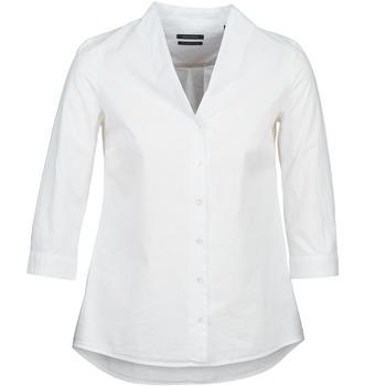 textil Mujer camisas Marc O'Polo ALESSIA Blanco