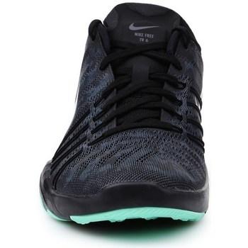 Nike Wmns Free TR 6 Mtlc Negros - Zapatos Deportivas bajas Mujer 16842
