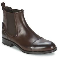 Zapatos Hombre Botas de caña baja Roberto Cavalli ARKELL Marrón