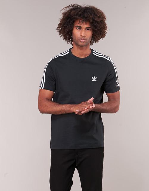 Originals Ed6116 Camisetas Manga Textil Hombre Corta Negro Adidas rQsCthd