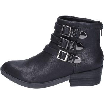 Zapatos Mujer Botines Francescomilano botines textil negro