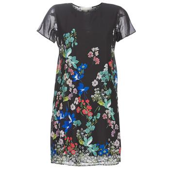 textil Mujer Vestidos cortos Desigual LORETHA Multicolor