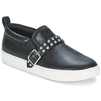 Zapatos Mujer Slip on Marc by Marc Jacobs CUTE KICKS KENMARE Negro