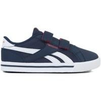 Zapatos Niño Zapatillas bajas Reebok Sport Royal Comp 2L Alt Blanco, Celeste, Azul marino