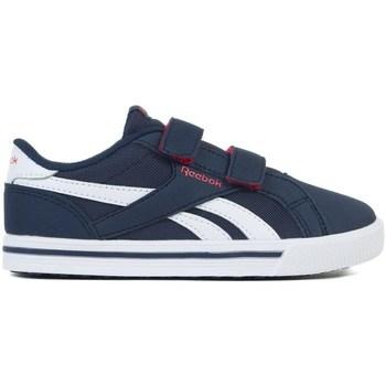 Zapatos Niño Zapatillas bajas Reebok Sport Royal Comp 2L Alt Blanco,Celeste,Azul marino