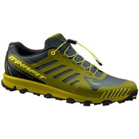 Zapatos Hombre Running / trail Dynafit Feline Vertical Grafito,Verde olivo