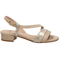 Zapatos Mujer Sandalias L'amour VELOUR E LUX beige