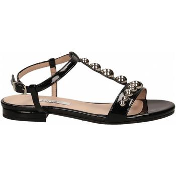 Zapatos Mujer Sandalias L'amour VERNICE nero