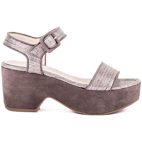 Descuento de la marca Zapatos especiales Unisa Sandalias Nefer Beige - Zapatos Sandalias Mujer