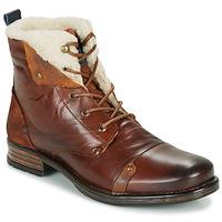 Zapatos Hombre Botas de caña baja Redskins YOUDINE Marrón