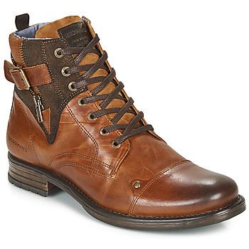 Zapatos Hombre Botas de caña baja Redskins YERO Marrón