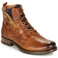 Zapatos Hombre Botas de caña baja Redskins YLMAZ Cognac