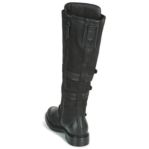 Botas Zapatos Negro Urbanas Mjus High Cafe Mujer PkXTZiuwO