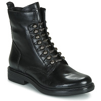 Zapatos Mujer Botas de caña baja Mjus CAFE STYLE Negro