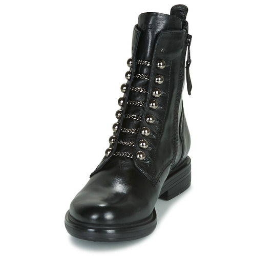 Cafe Zapatos Mujer Mjus Botas Negro Style De Baja Caña rdoxWeBC