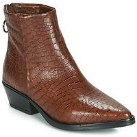 Zapatos Mujer Botas de caña baja Mjus CALAMITY Marrón