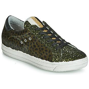 Zapatos Mujer Zapatillas bajas Meline  Kaki