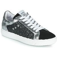 Zapatos Mujer Zapatillas bajas Meline PAKITELLE Negro
