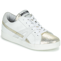 Zapatos Mujer Zapatillas bajas Meline CRINO Blanco