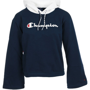 textil Mujer Sudaderas Champion Hooded Sweatshirt Wn's Negro