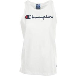 textil Mujer Camisetas sin mangas Champion Tank Top Blanco