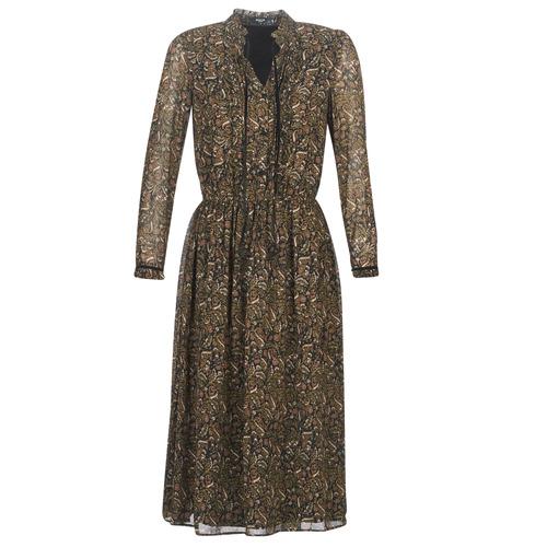 Deeluxe SELENA Negro - Envío gratis | ! - textil vestidos cortos Mujer