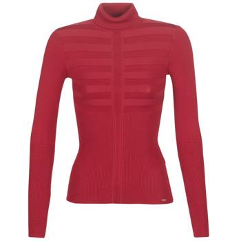textil Mujer jerséis Morgan MENTOS Rojo