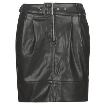 textil Mujer Faldas Morgan JEEKO Negro
