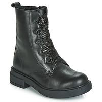 Zapatos Niña Botas de caña baja Gioseppo ABENBERG Negro