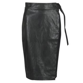 textil Mujer Faldas Replay W9310-000-83468-098 Negro