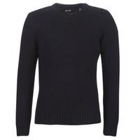 textil Hombre jerséis Schott PLOUTRIDER1 Marino