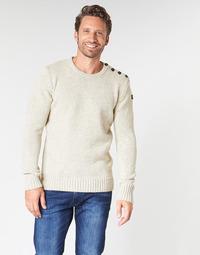 textil Hombre jerséis Schott PLOUTRIDER1 Beige