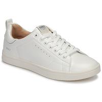 Zapatos Mujer Zapatillas bajas Only SHILO PU Blanco / Plata
