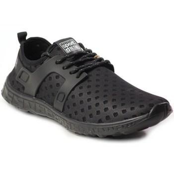 Zapatos Hombre Zapatillas bajas Big Star DD174130 Negro