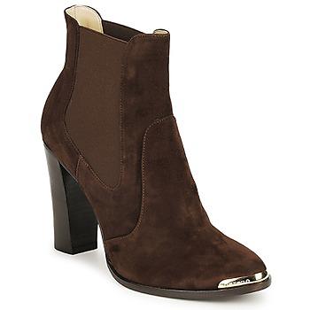 Zapatos Mujer Botines Etro AMALFI Marrón