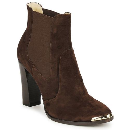 Marrón Botines Zapatos Mujer Amalfi Etro gyYfvI7b6