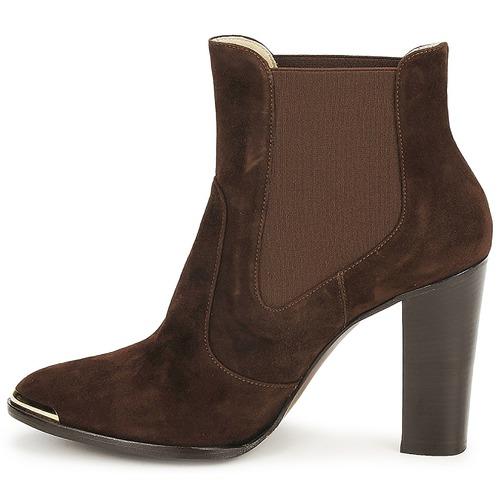 Marrón Zapatos Mujer Amalfi Botines Etro OPkTiXZu