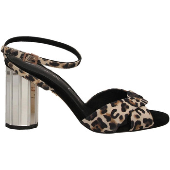 Zapatos Mujer Sandalias Lola Cruz  leo-taupe