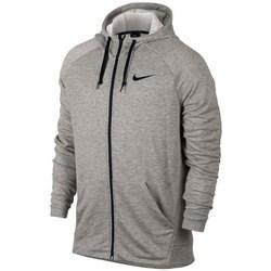 textil Hombre sudaderas Nike Dry FZ Fleece Hoodie Trening Grises
