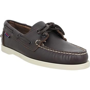Zapatos Hombre Zapatos náuticos Sebago 121651 Marrón