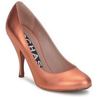 Zapatos Mujer Zapatos de tacón Rochas RO18061-90 Metálico naranja